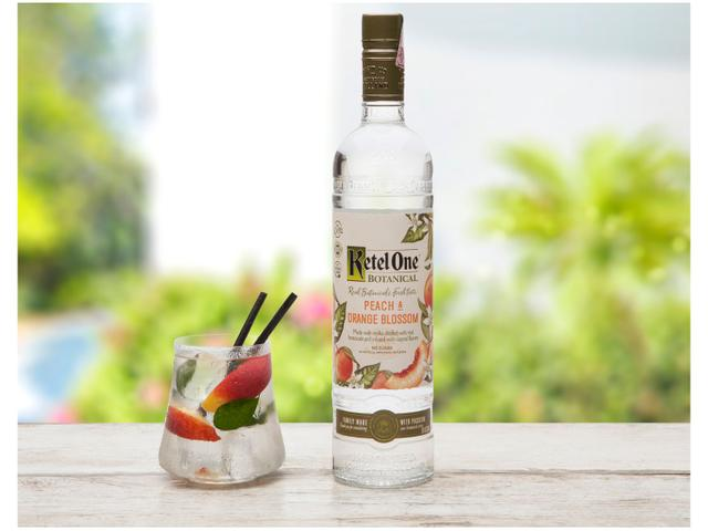 Imagem de Vodka Ketel One Holandesa Botanical