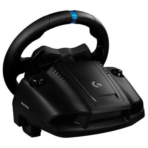Imagem de Volante de Corrida Driving Force c/ pedal Logitech G923 True Force Xbox S X One e PC 941-000157