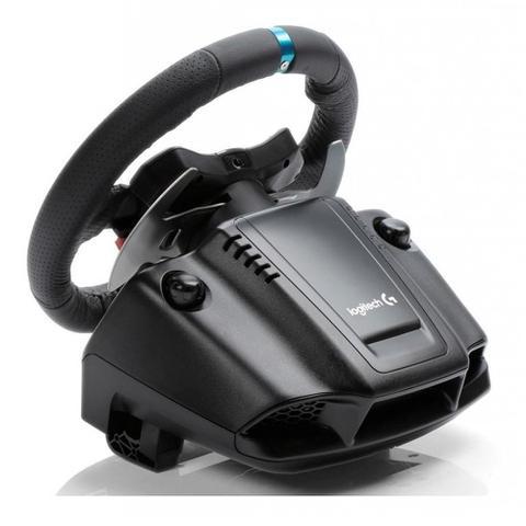 Imagem de Volante De Corrida Driving Force com Pedal Logitech G29