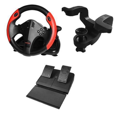 Imagem de Volante Gamer Com Marcha E Pedal Multilaser JS087