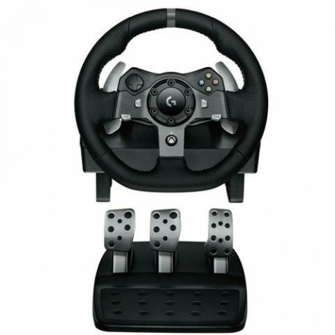 Imagem de Volante Gamer Logitech G920 Driving Force 941-000122