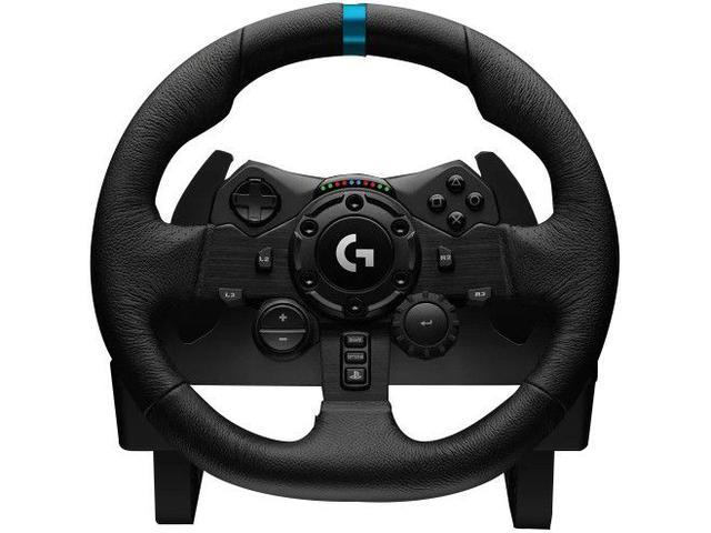 Imagem de Volante Gamer PS4 PS5 PC Logitech G