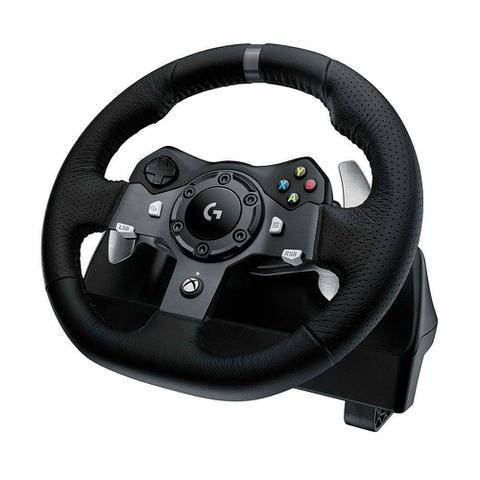 Imagem de Volante Logitech Driving Force G920 - Xbox One e PC