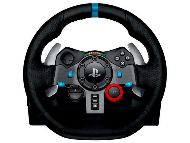 Imagem de Volante para PS5 PS4 PS3 ou Windows Logitech