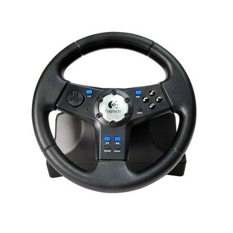 Imagem de Volante Rally Vibratório PS2 963323 - Logitech