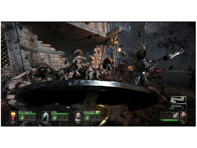 Imagem de Warhammer The End Times: Vermintide para PS4