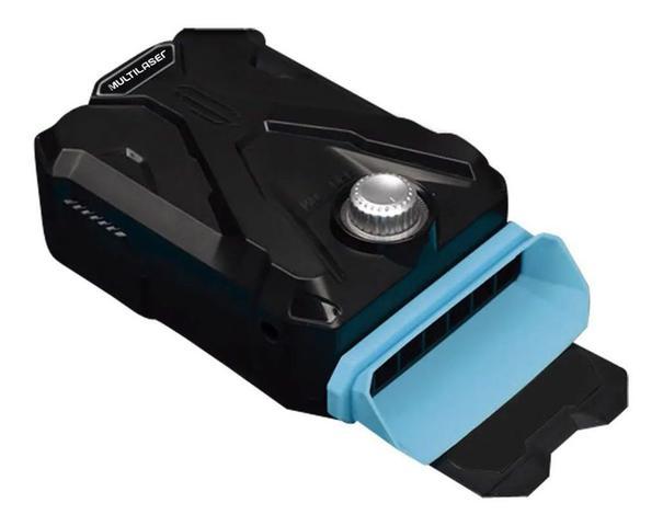 Imagem de Warrior Cooler Para Notebook até 17 Potente Com Multifunçoes