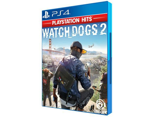 Imagem de Watch Dogs 2 para PS4