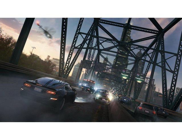Imagem de Watch Dogs para PS4
