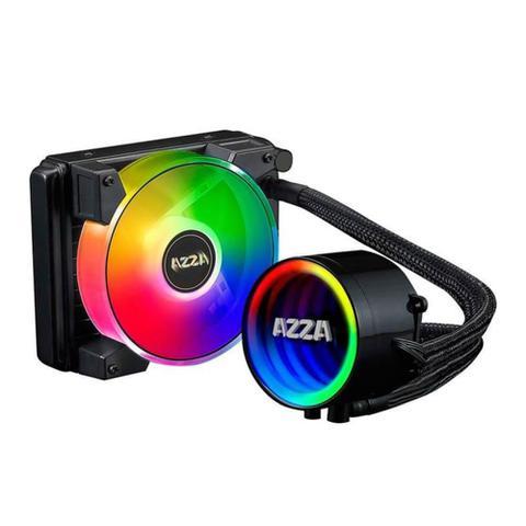 Imagem de Water Cooler Azza Blizzard 120mm RGB, LCAZ-120R-ARGB