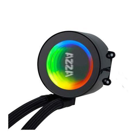 Imagem de Water Cooler Azza Blizzard 240mm RGB, LCAZ-240R-ARGB