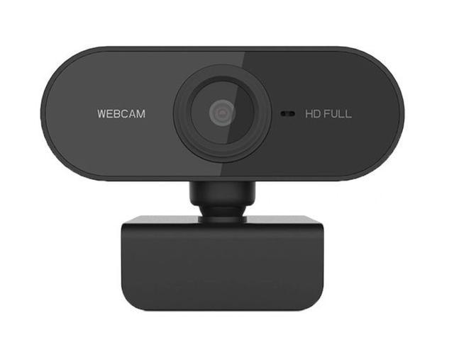Imagem de Webcam FullHD 1080P com Microfone - Plug & Play