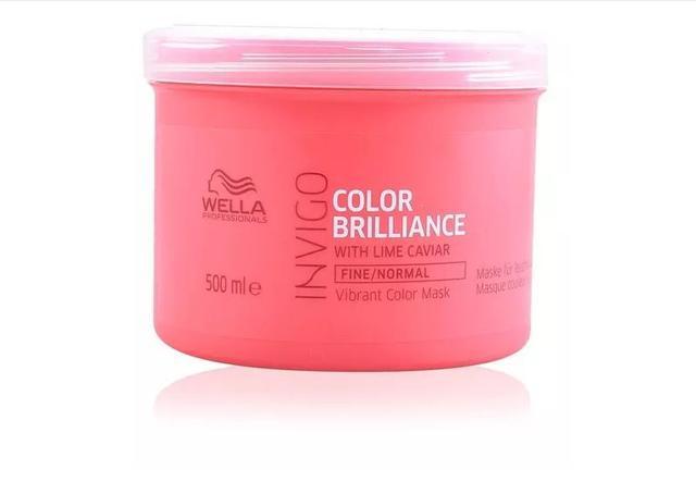 Imagem de Wella Invigo Color Brilliance Mascara 500ml