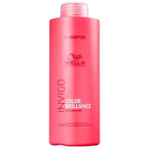 Imagem de Wella Invigo Color Brilliance Shampoo 1litro