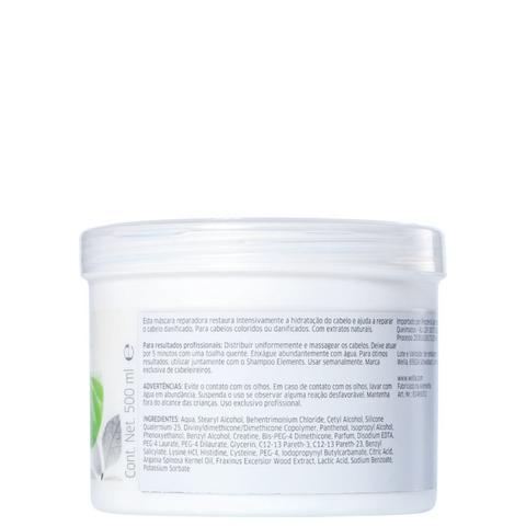 Imagem de Wella Professionals Elements Renewing - Máscara Capilar 500ml