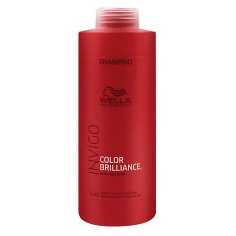 Imagem de Wella Professionals Invigo Color Brilliance Shampoo 1 Litro