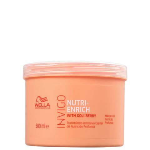 Imagem de Wella Professionals Invigo Nutri-Enrich - Máscara de Nutrição 500ml