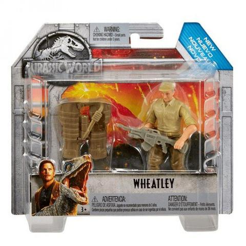 Imagem de Wheatley Jurassic World FVN23 - Mattel