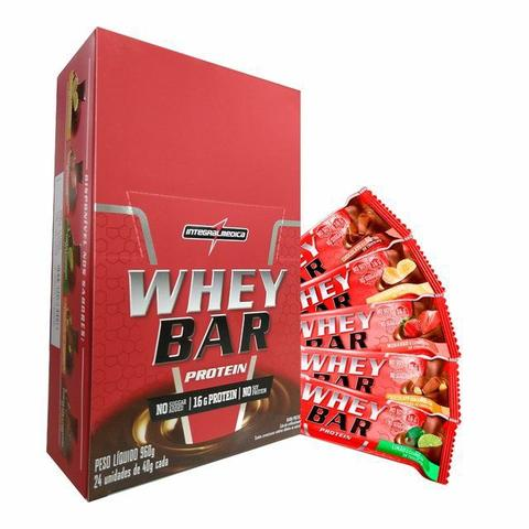 Imagem de Whey Bar c/ 24 unidades - Probiótica