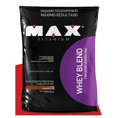 Imagem de Whey Blend 2 kg - Max Titanium