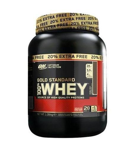 Imagem de Whey Gold 100 Standard 1,09kg OPTIMUM NUTRITION