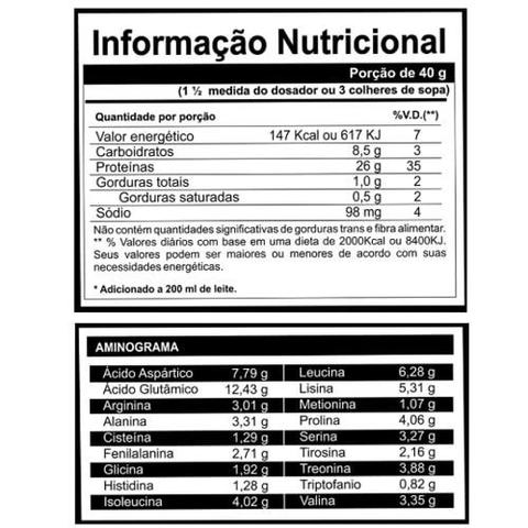 Imagem de WHEY ISOLATE PROTEIN MIX - POTE 900g - PROFIT LABS