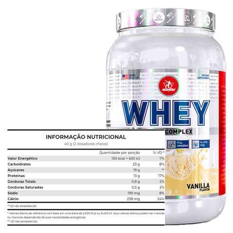 Imagem de Whey protein 1 kg - midway (baunilha)