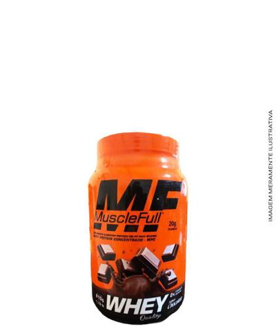 Imagem de Whey Protein 100% Concentrado  810g - Muscle Full