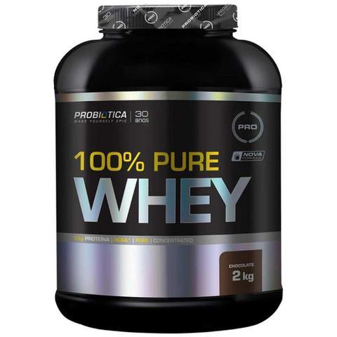 Imagem de Whey Protein 100% Pure Whey 2kg  Probiótica
