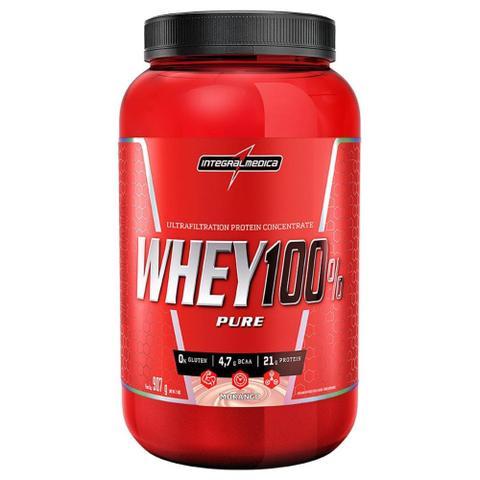Imagem de Whey Protein 100% Super Pure 907 g Body Size Pote - IntegralMédica