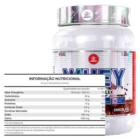 Imagem de Whey protein 500 g - midway (chocolate)