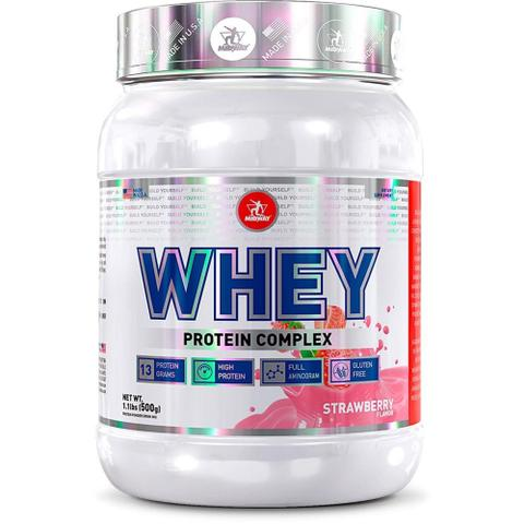 Imagem de Whey protein - 500 g - strawberry midway