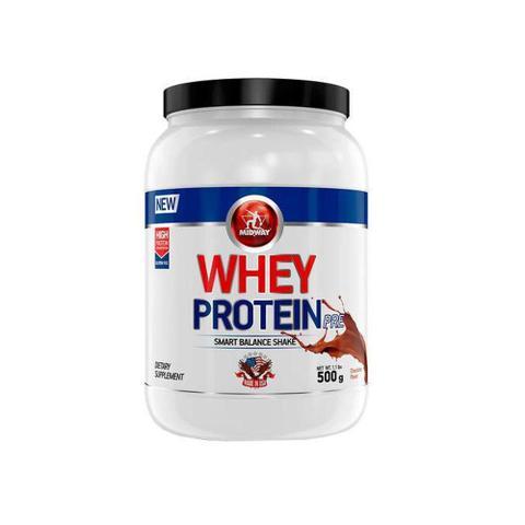 Imagem de Whey Protein Chocolate Midway USA - 500g