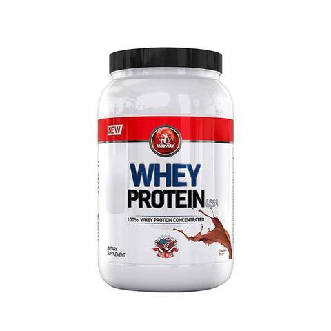 Imagem de Whey Protein Chocolate Midway USA - 907g