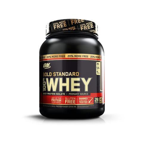 Imagem de Whey Protein Gold Standard Baunilha 2.4 Lbs - Optimum Nutrition