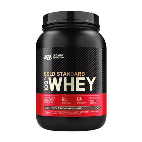 Imagem de Whey Protein Gold Standard Optimum Chocolate