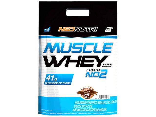 Imagem de Whey Protein Muscle Proto NO2 2,3kg