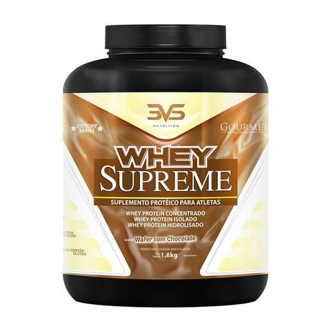 Imagem de Whey supreme 1,8 kg - 3vs (wafer com chocolate)