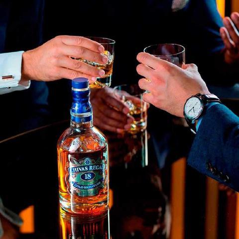 Imagem de Whisky Escocês 18 Anos Garrafa 750ml - Chivas Regal