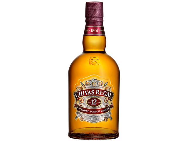 Imagem de Whisky Escocês Chivas Regal 12 anos 750ml