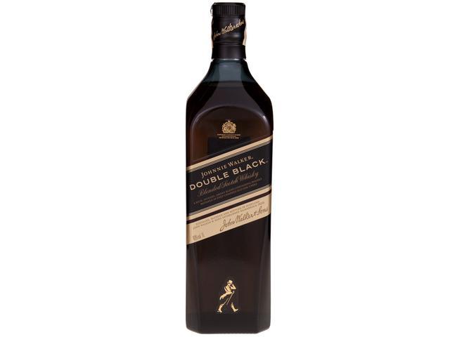 Imagem de Whisky Johnnie Walker Double Black Escocês 1L