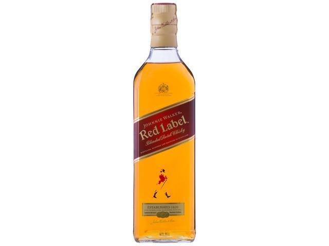 Imagem de Whisky Johnnie Walker Escocês Red Label 1,75L