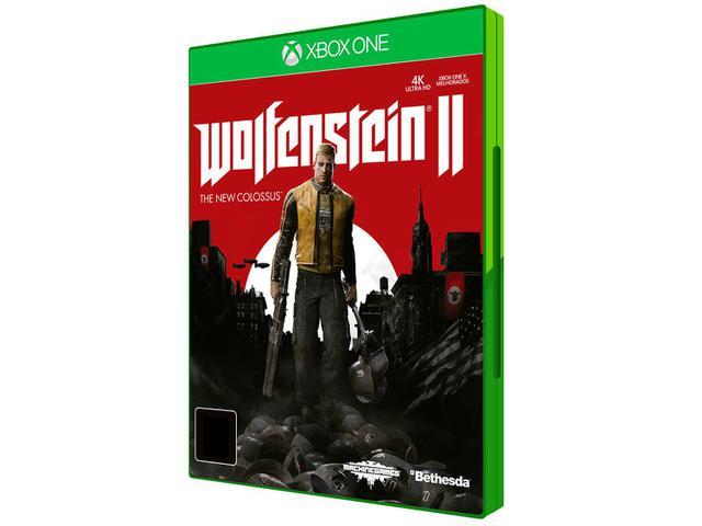 Imagem de Wolfenstein II: The New Colossus para Xbox One