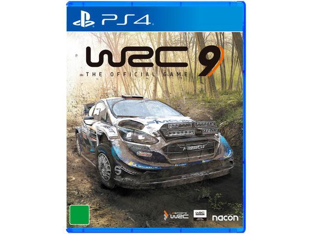 Jogo Wrc 9 - Playstation 4 - Maximum Games