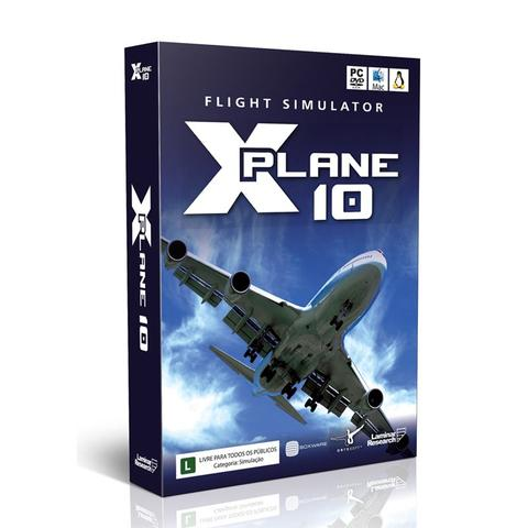 Imagem de X-Plane 10