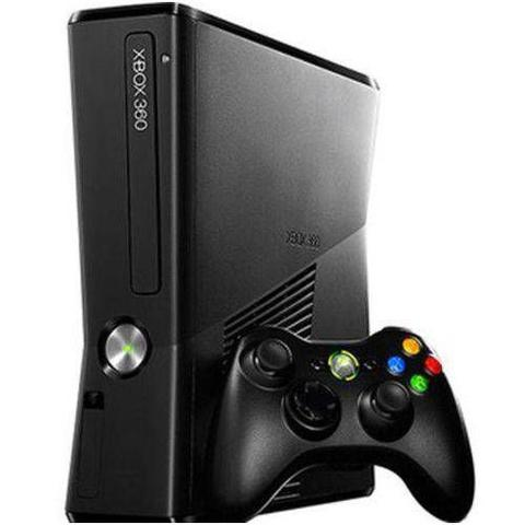 Imagem de Xbox 360 Slim 4gb + Joga Na Live + Controle fear