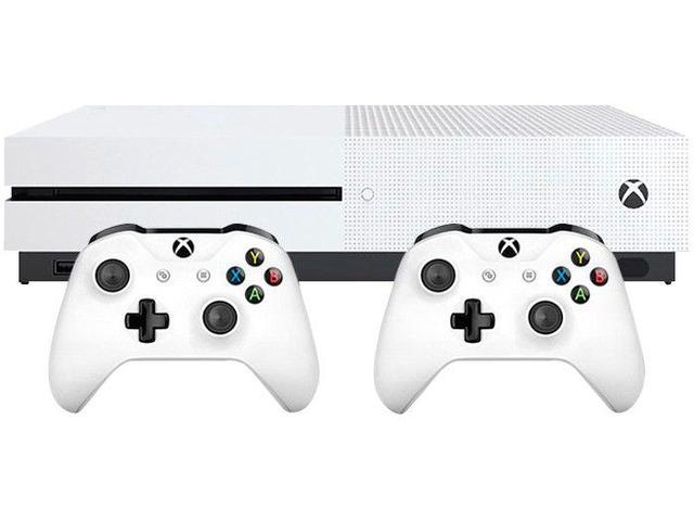 Imagem de Xbox One 1TB Microsoft 2 Controles