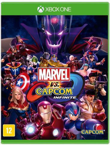 Imagem de Xbox One - Marvel vs. Capcom: Infinite