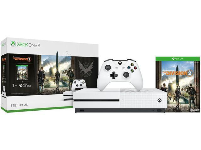 Imagem de Xbox One S 1TB 1 Controle Microsoft 1 Jogo