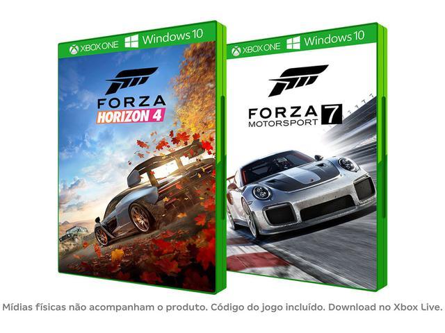 Imagem de Xbox One X 1TB 1 Controle Microsoft com 2 Jogos
